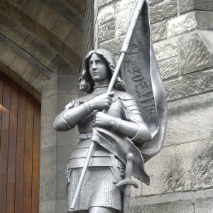 avatar van Jeanne d'Arc