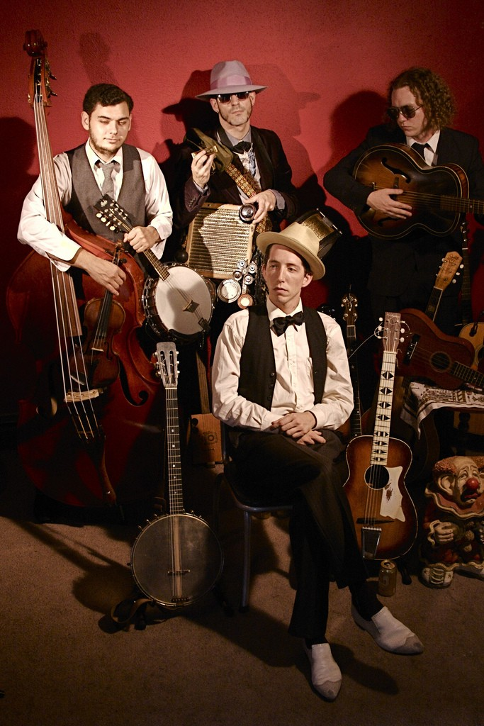 Pokey Lafarge And The South City Three Musicmeter Nl